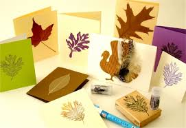 15 Incredible Homemade Thanksgiving Card Ideas