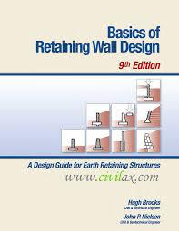 Small Picture Basics of Retaining Wall Design Civil Engineering Community