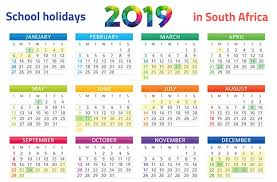 Print It: Sa's School Holidays 2019 Calendar | Parent24