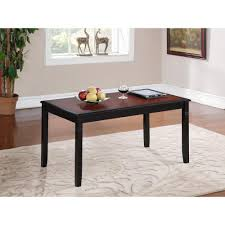 linon home decor camden black cherry built in storage coffee table