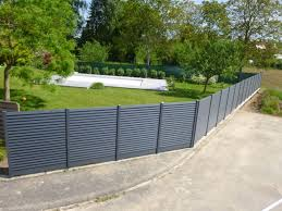Fabricant Et Installation De Panneaux Brise Vue En Bois Aluminium