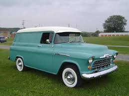 1956 Chevrolet 3100 Panel Truck for sale | Hemmings Motor News ...