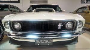 DREAM Mustang Collection Boss 429, Boss 302, Boss 351, Shelby GT ...