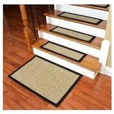 dean flooring company. Dean Flooring Company - Non-Skid Sisal Carpet Stair Treads Desert/Black O