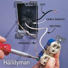an electrical outlet Wall Outlet Wiring add an electrical outlet wall outlet wiring diagram