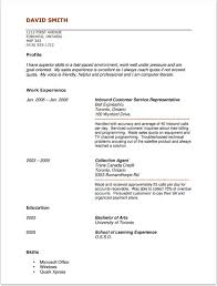 Gallery Of 10 First Time Resume With No Experience Samples