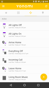 Small Picture Yonomi Smart Home Automation App Review Digital Trends Screenshot