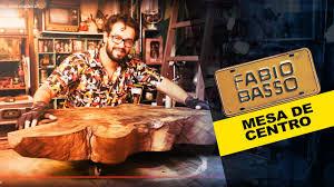 mesa de jantar boulle com tampo em madeira maciça, imbuia, e pés cromados. Como Fazer Mesa De Centro De Madeira Youtube