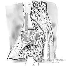 Exciting Fashion Illustrations Top Fashion Artists Illustrators