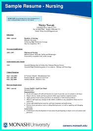 Rn Resume Charge Nurse New Grad Objective Examples Top Nursing