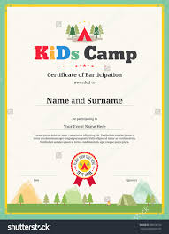 certificates of completion for kids kids certificate template image collections templates example free