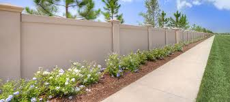 Small Picture precast concrete fence walls by permacast in sarasota florida