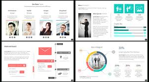 Business Proposal Presentation Template Sample Ppt For Business