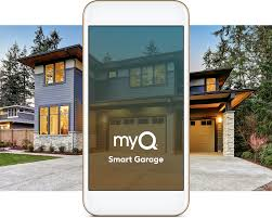 control your garage from anywhere