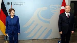 Αποτέλεσμα εικόνας για akar german minister defense