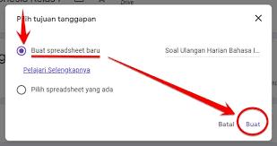 Kunci jawaban hasil rangkuman pribadi dan berbagai sumber terkait. Cara Menyimpan Hasil Jawaban Google Form Ke File Excel Simadrasah