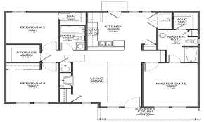 house plan l shaped 3 bedroom plans free dwg autocad sample uk architecture australia for
