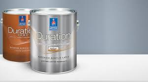 Sherwin Williams Paint Quality Chart The Duration Family Sherwin Williams