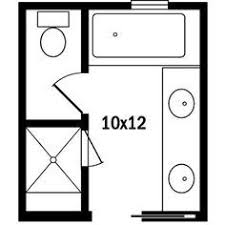 Delighful Master Bathroom Floor Plans With Walk In Shower Open Option For A Small Layout On Design Inspiration