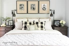 A 90u0027s Bedroom Makes A Jump Into Modern Decor With A Simple But Elegant  Makeover.