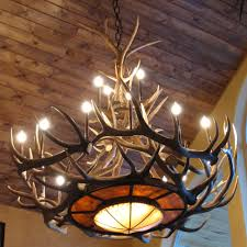 curtain cute faux deer antler chandelier 12 elk light fixtures stag horn lighting lamps artwork c