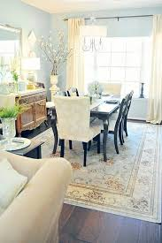 Living Room And Dining Room Adorable Dining Room love blue dining room mixmatch light and dark chairs