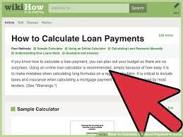 Sample Schedules Loan Amortization Schedule Excel New How To Calculate A Balloon Payment In Excel With Pictures