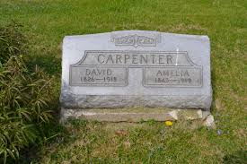David D Carpenter (1828-1918) - Find A Grave Memorial