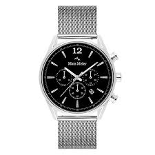 Mats Meier <b>Top Quality Men's</b> Watches - Conquer Yourself