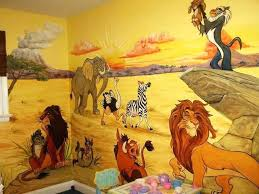 lion king room decor lion king baby room decor nursery room decoration ideas lion king wall