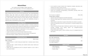 Enchanting Project Coordinator Resume Sample Cv For Your Pdf Ofe Job