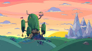 adventure time wallpaper probably containing a parasol enled a legit at background that y all