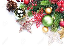 Christmas Decoration Design Christmas Decoration Border Design Stock Photo Picture And Royalty 9