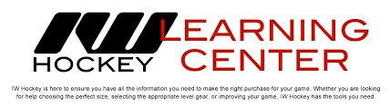 Ice Warehouse Learning Center Ice Hockey Skate Sizing