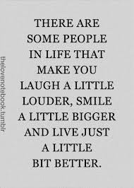 Quotes About Friendship And Laughter Simple Everything Love The Good Vibe Pinterest Natural Easy And People
