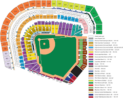 At T Park Seating Chart Mlb Com Giants Tickets Game
