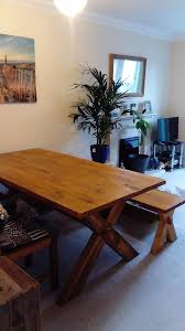 argos didsbury dining table chairs and bench set