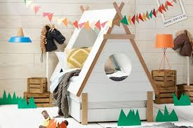 Really cool kids bedrooms Bedside Teepeebed Mums Grapevine 15 Insanely Cool And Quirky Kids Beds Mums Grapevine
