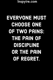 Selected Quotes From The Web Deep Quotes And Discipline Quotes