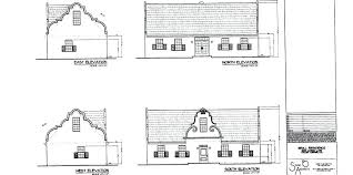 picturesque cape dutch house plans houses photos valuable idea 3