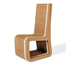 Cardboard chair instructions Strong Cardboard Card Pinterest Card Board Chair Use Newspaper Photos Stickers Paint Markers And