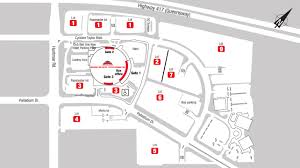 Ottawa Senators Seating Chart Parking Canadian Tire Centre