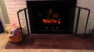 furniture duraflame electric fireplace insert lovely duraflame electric fireplace log with heater review you