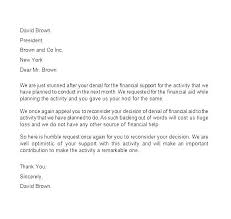 Appeal Decision Letter Template