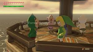 Treasure Chart Locations The Legend Of Zelda The Wind Waker The Three Triforce