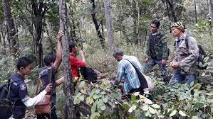 ระดมค้นหาชาวบ้านพรานหลงป่านาน 6 วันยังไม่พบลือป่าอาถรรพ์เขาวงกตหาทางออกไม่ได้!!  - 77 ข่าวเด็ด