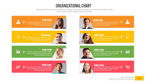 Illustrator Org Chart Template Organizational Chart Power Point Presentation