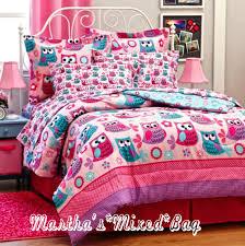 Owl Decor For Bedroom Bedroom Girls Owl Bedding Slate Alarm Clocks Lamp Sets The Most