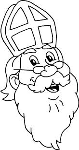 Kleurplaten Sint En Zwarte Piet Sinterklaas Gratis Kleurplaten