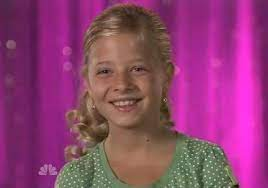 was young singer jackie evancho lip